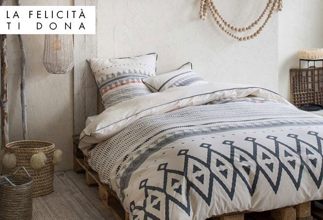 Biancheria per la casa biancheria da letto categoria kiabi - Biancheria da letto bologna ...