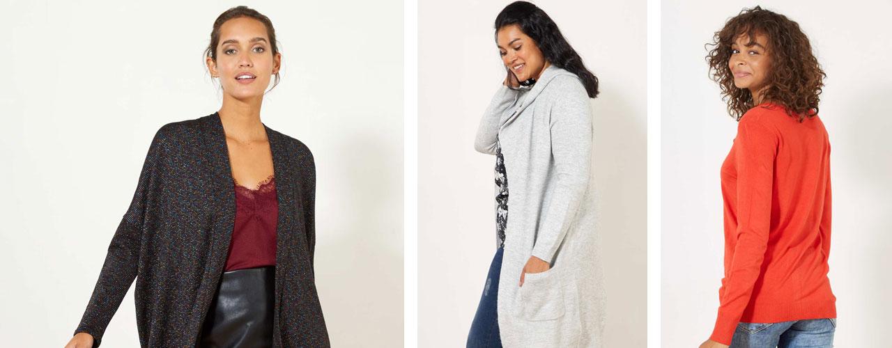 free shipping 30363 32ac4 Cardigan da donna, il più amato del knitwear | Kiabi