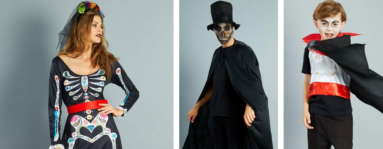 chic classico migliore qualità per in vendita Costumi per halloween: vestiti e accessori per tutta la ...